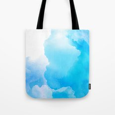 Cloud Blue Tote Bag
