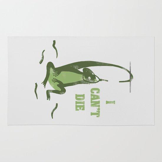 lizard tail  Area & Throw Rug