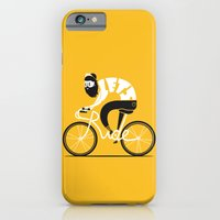 iPhone & iPod Case featuring Let's ride by SpazioC