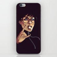 Keep Rockin iPhone & iPod Skin