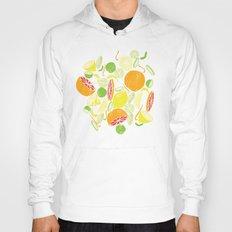 Citrus Zing (white) Hoody