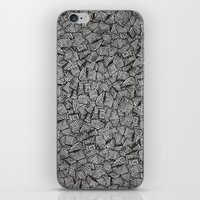 Chaos!! iPhone & iPod Skin