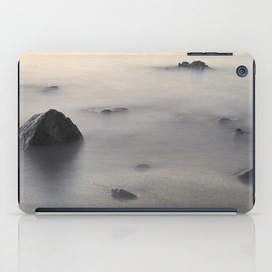 Mare tranquilitatis iPad Case