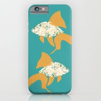 Goldfish iPhone 6 Slim Case