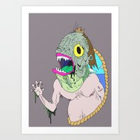 Only The Best For The Ca… Art Print