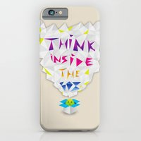 Think Inside The Box iPhone 6 Slim Case