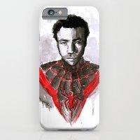 Donald for Spider-Man iPhone 6 Slim Case