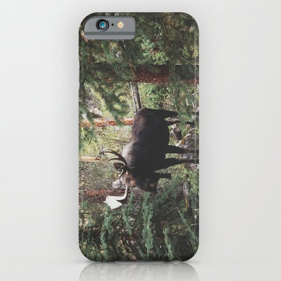 The Modest Moose iPhone & iPod Case