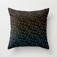 Cube Me Throw Pillow