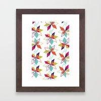 Spark - By SewMoni Framed Art Print