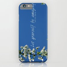 lovely message from Spring Slim Case iPhone 6s