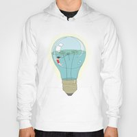 Life In A Lightbulb. Day Hoody
