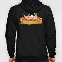 Waffle Girl Hoody