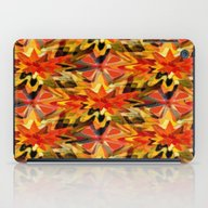 iPad Case featuring October Colors by Lillianhibiscus