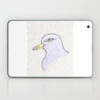 Dotted Bird #1 Laptop & iPad Skin
