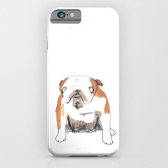 Bulldog iPhone & iPod Case