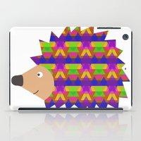 Hedgehog iPad Case