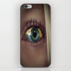 Birds Eye View iPhone & iPod Skin