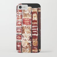 books iPhone & iPod Cases featuring Books by Regan's World