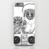 Silent Night ANALOG Zine iPhone 6 Slim Case