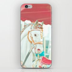 Spinning Carousel iPhone & iPod Skin