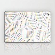 Ab Linear Rainbowz Laptop & iPad Skin