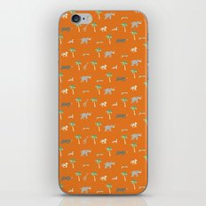 Pattern of The Darjeeling Limited & Hotel Chevalier iPhone & iPod Skin