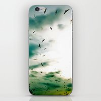 Descendants of Icarus iPhone & iPod Skin