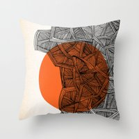 - paradox - Throw Pillow