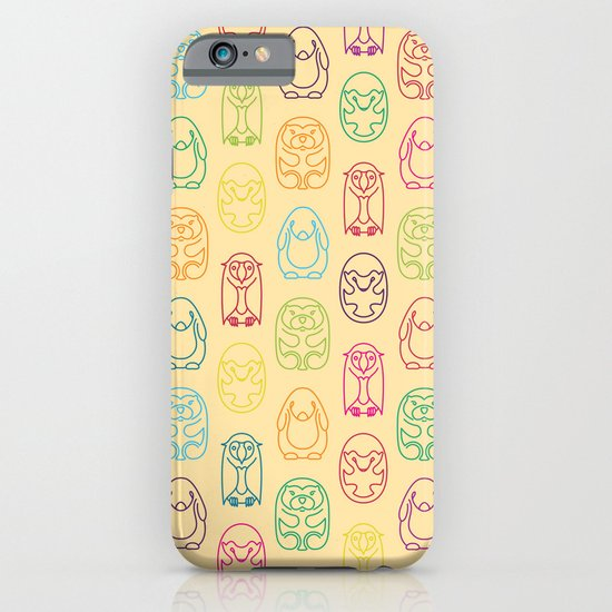Animal Pattern iPhone & iPod Case