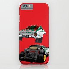 Lancia Stratos iPhone 6 Slim Case