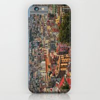 iPhone & iPod Case featuring Skyline by Amy Taylor