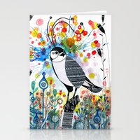 Happy hawk Stationery Cards