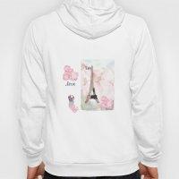 Paris Love Hoody