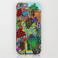 Crystalised Colour iPhone 6 Slim Case