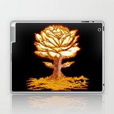 Atomic Bloom Laptop & iPad Skin