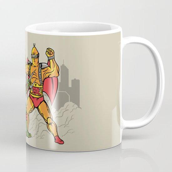 Teenage Mutant Gamera Ninja Mug