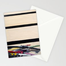 Forced Entry I Stationery Cards
