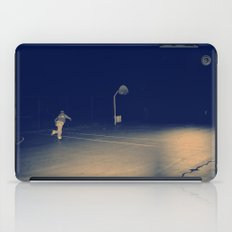The Skateboarder iPad Case