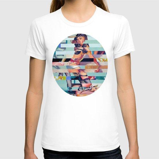 Glitch Pin-Up: Randi T-shirt