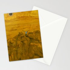 The Lord of the Mountains Stationery Cards