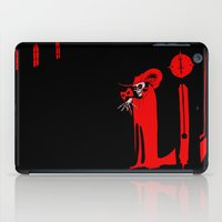 The Masque Of The Red De… iPad Case