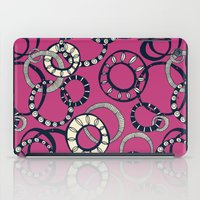 Honolulu hoopla pink iPad Case