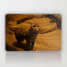 Wild Cat Laptop & iPad Skin