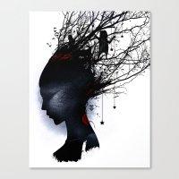 Good Night Canvas Print