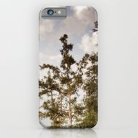 iPhone & iPod Case featuring Kiss the Sky by The Omnivore
