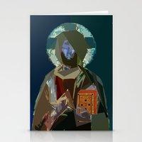 Saint Stationery Cards