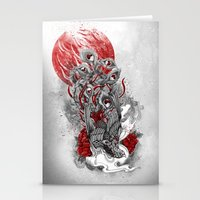 Immortal Bird Stationery Cards