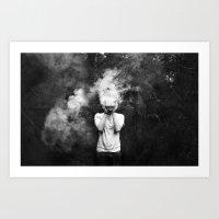 Morphine Art Print
