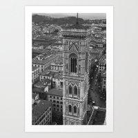 DUOMO V Art Print